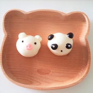 pig-panda-steamed-bao