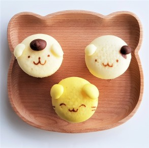 pompompurin muffin scone mushi-pan