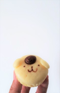kawaii 蒸しパン